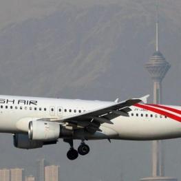 پرواز تهران – کیش به فرودگاه مهرآباد بازگشت