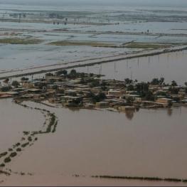 بحران تمام نشده و سامانههای بارشی در راهند!