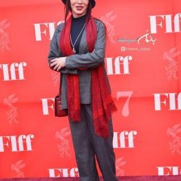 اینستاگرام گردی: افسانه بایگان در اختتامیه جشنواره جهانی فجر