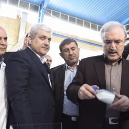 رونمایی از چهار داروی ایرانی ضد سرطان و دیابت در البرز