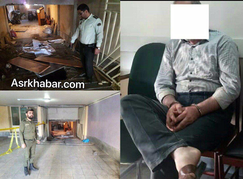 قتل به خاطر اعزام به دبی