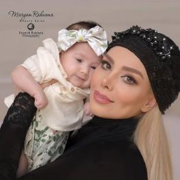 اینستاگرام گردی: همسر و فرزند مهران غفوریان