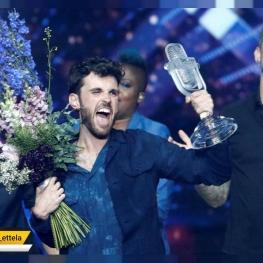 هلند برندۀ فینال رقابت آواز یوروویژن ۲۰۱۹ شد