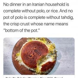 نیویورک تایمز طرز تهیه دیگ زعفرانی را منتشر کرده!