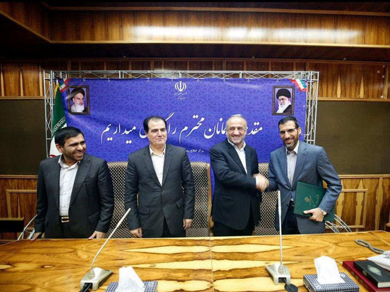 محمد حسن جابری انصاری به عنوان سرپرست مرکز اطلاع رسانی و امور بین الملل منصوب شد