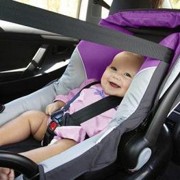 پلیس در حال پیگیری لایحه ماده ۱۹ در مجلس برای اجباری کردن استفاده از صندلی کودک است
