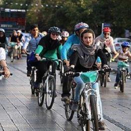 توضیح سخنگوی قوه قضاییه درباره موضوع دوچرخه سواری بانوان در اصفهان