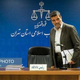 قاضی صلواتی خطاب به همدست بابک زنجانی: ۶۰ میلیون دلار بابت ذخیره نفتها به جیب زدهاید