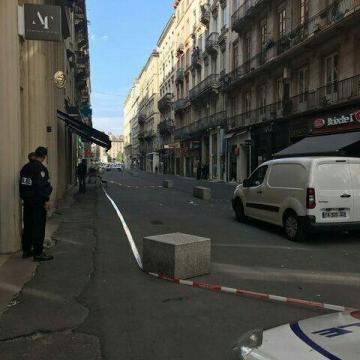 وقوع انفجار در لیون فرانسه با چندین زخمی