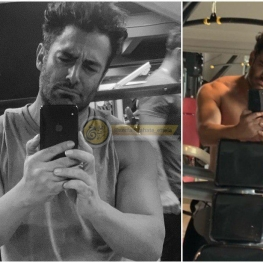 اینستاگرام گردی: تصاویر جدیدی که محمدرضا گلزار از هیکل ورزشکاری خود منتشر کرده