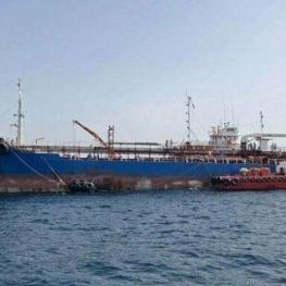 لکه نفتی بزرگ در خلیج عمان پس از اقدام خرابکارانه در سواحل امارات