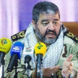 سردار جلالی: آتش زدن دلار در خیابان، حمله به نقطهضعف دشمن است
