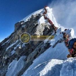 ۷ نفر در طول هفته گذشته در ازدحام اورست كشته شدند