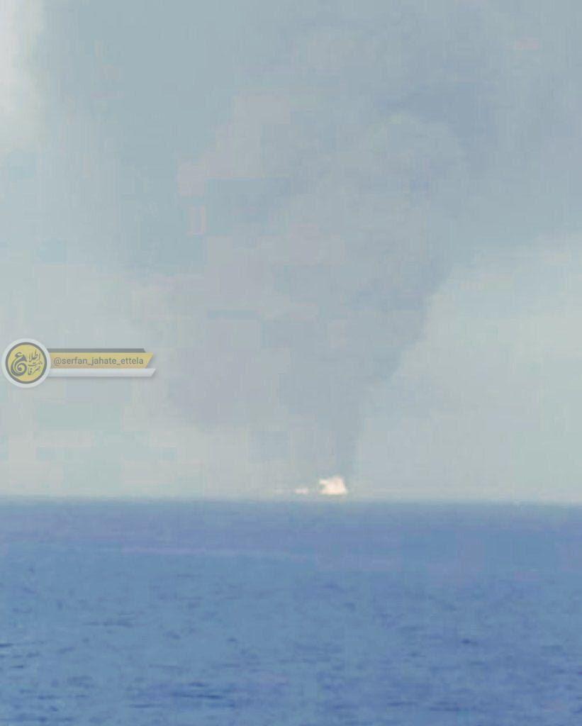 درباره حادثه دو نفتکش در دریای عمان