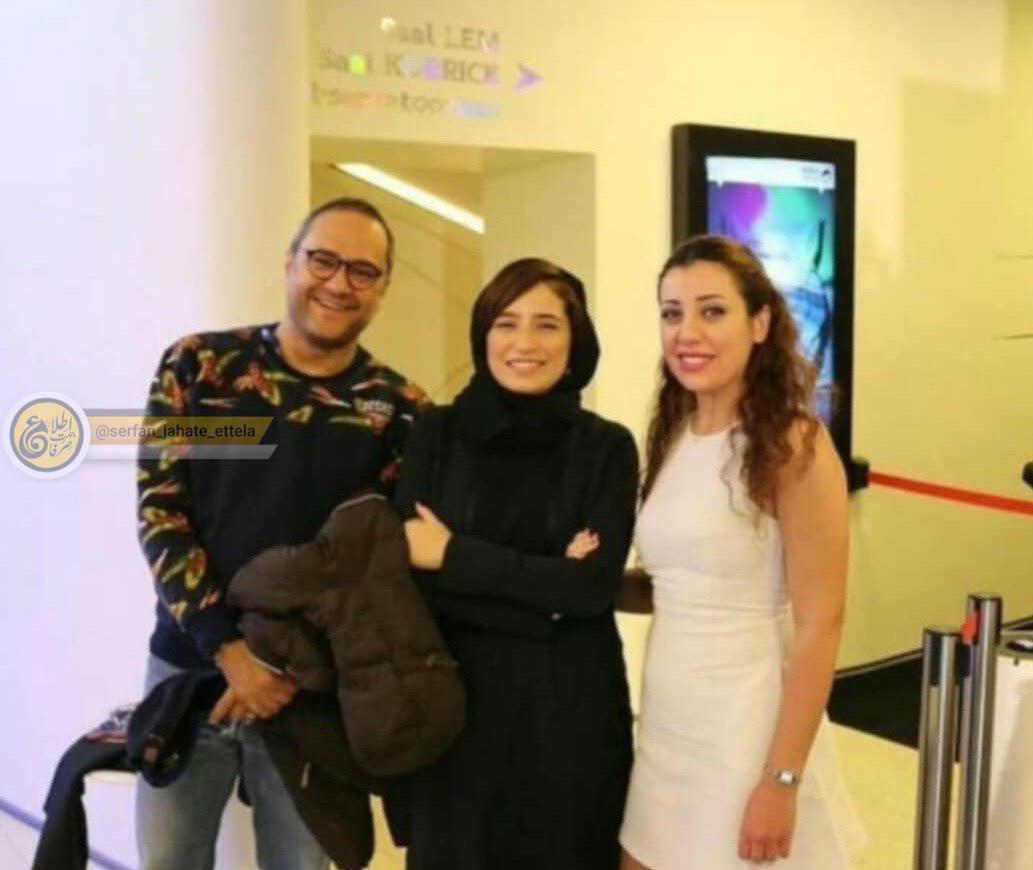 #اینستاگرام_گردی: تصویر جدید از رامبد جوان و همسرش نگار جواهریان در کانادا