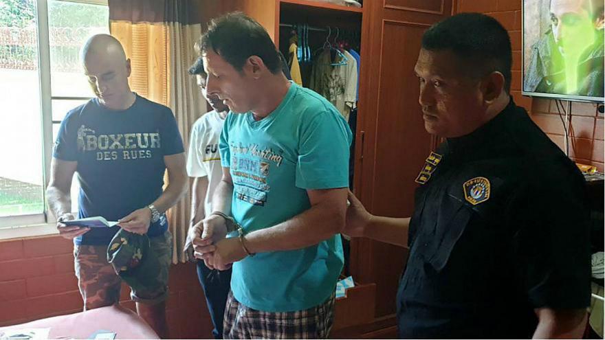 پلیس تایلند مرد ایتالیایی جاعل هویت جرج کلونی را در پاتایا دستگیر کرد