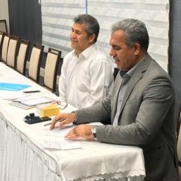 ایرج عرب فردا دوشنبه به اتفاق مهدی محمد نبی و علی رغبتی تهران را به قصد استانبول ترک خواهند کرد.
