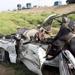 پلیس: ۵۰ کشته و ۸۰۰ مجروح در تصادفات جاده ای ۳ روز اول تابستان