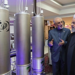 رویترز: ایران فردا به سقف تولید اورانیوم دست می یابد