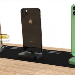 طراحی زشت آیفونهای ۱۱ تایید شد: دوربین سهگانه مربعی بیرون زده از بدنه و وزن و ضخامت بیشتر