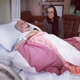 داریوش اسدزاده هنرمند و نویسنده پیشکسوت در بیمارستان بستری شده است.