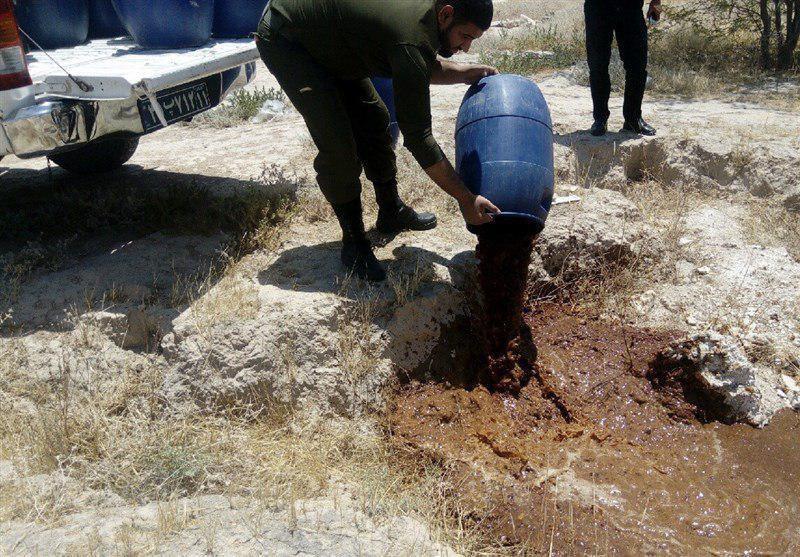 دادگستری شبانکاره (بوشهر): کشف و معدوم شدن ۸۰۰ لیتر مشروبات الکلی