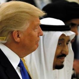 عربستان با حضور نظامیان آمریکا در خاک خود موافقت کرد