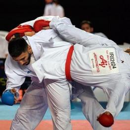 تیم ملی کاراته ایران نایب قهرمان آسیا شد