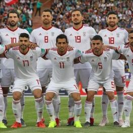 سقوط ایران در رنکینگ فیفا