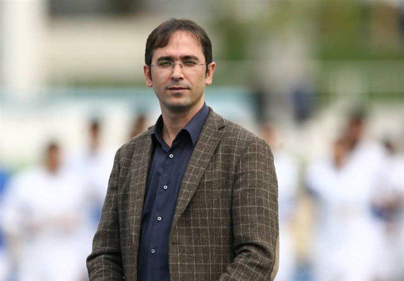 علی خطیر ، معاون ورزشی باشگاه استقلال از سمتش استعفا کرد!