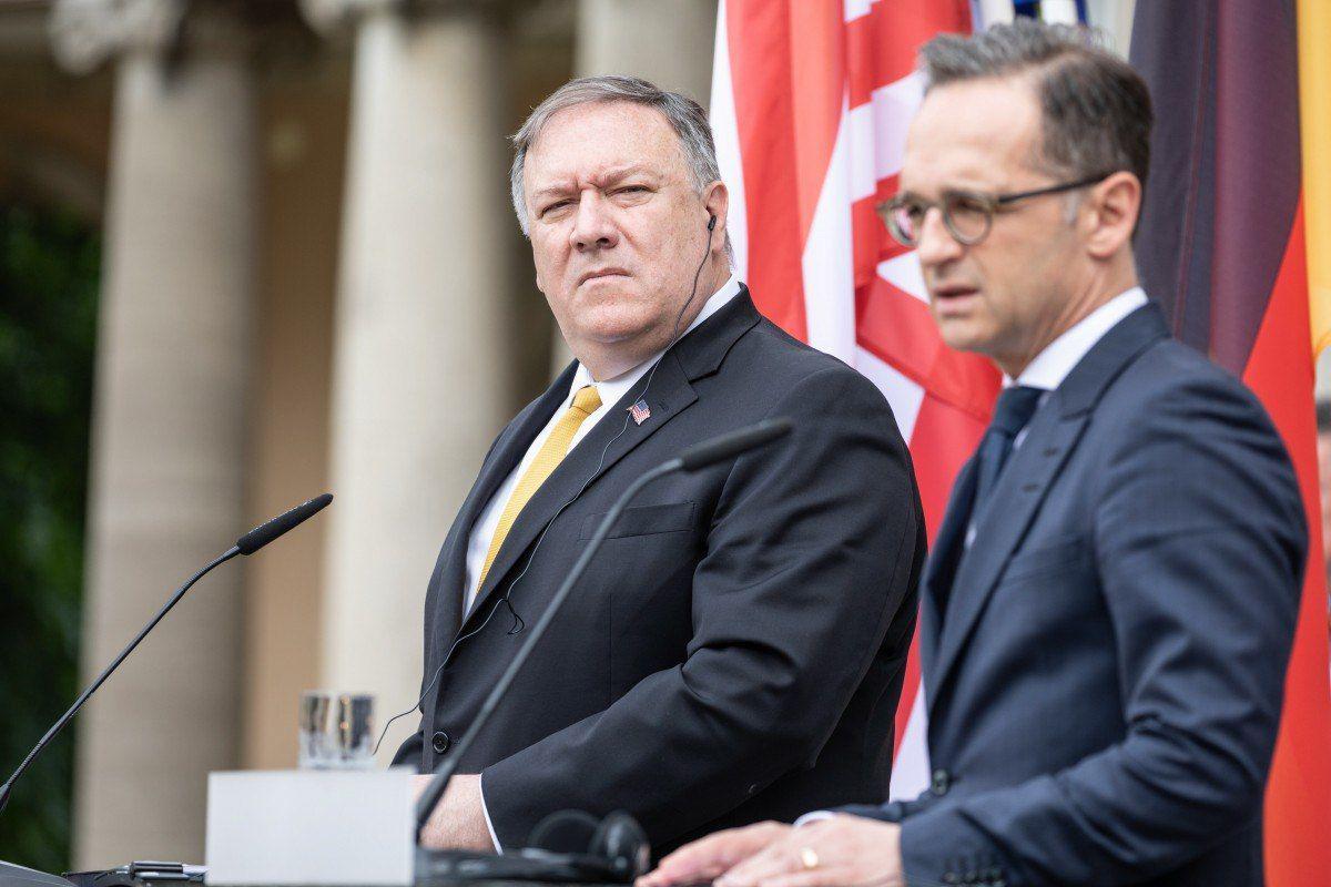 وزیر خارجه آمریکا: از ایران میخواهیم که همانند یک دولت عادی رفتار کند