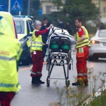 یک زخمی در حمله مسلحانه به مسجدی در نروژ