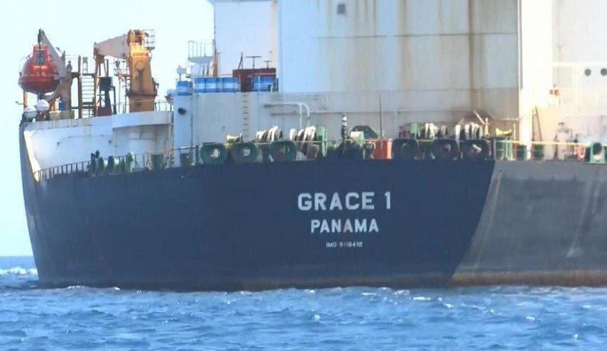 خبر رفع توقیف نفتکش ایرانی گریس ۱ در روز سهشنبه تکذیب شد