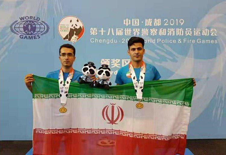 درخشش پلیس ایران در مسابقات جهانی کاراته چین