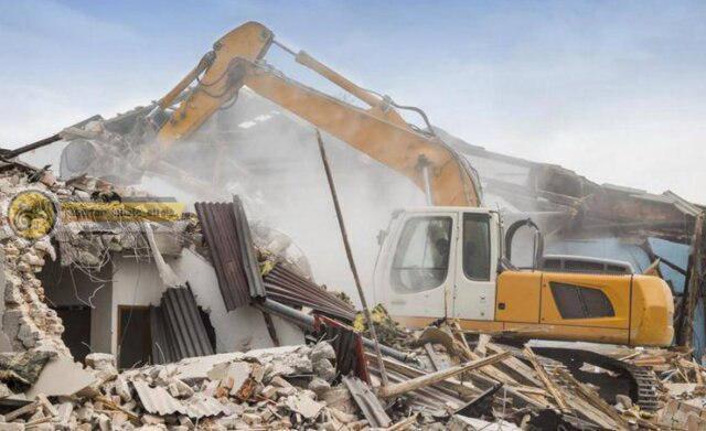 عبور تراز صوتی ساختمانسازیها در تهران از شرایط اضطرار