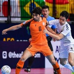 ناکامی نماینده ایران در فینال جام باشگاههای فوتسال آسیا؛ مس نایب قهرمان شد