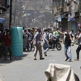 در مهمترین شهر «کشمیر» حکومت نظامی برقرار شد