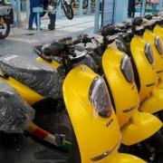 موتورسیکلت برقی چند؟