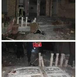 انفجار یک واحد مسکونی در شهرستان خرامه استان فارس / ۵ کودک و ۱۱ نفر دیگر مصدوم شدند