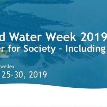 امسال از ۲۵ تا ۳۰ آگوست هفته جهانی آب است