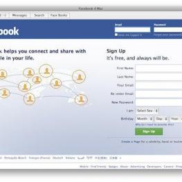 تغییر شعار فیسبوک