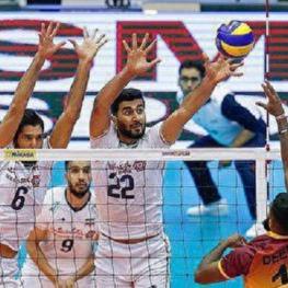 برد آسان سرو قامتان ایران برابر چین