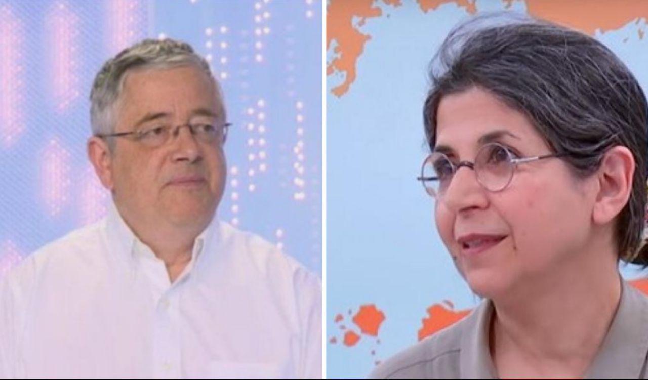 آخرین وضعیت پرونده دو فرانسوی بازداشت شده