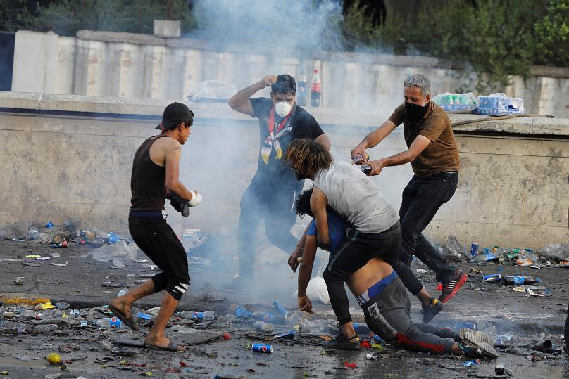 اعتراضهای خونین در عراق؛ شمار کشتهشدگان در یک ماه به ۲۳۱ نفر رسید