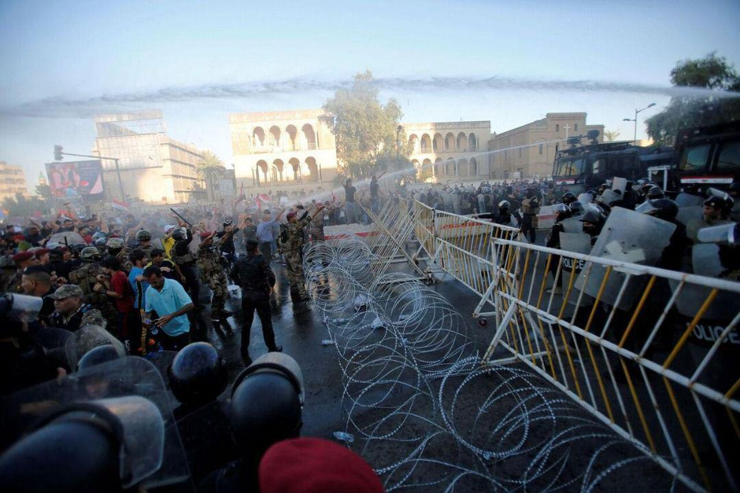 نیروهای ویژه ضد تروریسم عراق در خیابانهای بغداد مستقر شدند