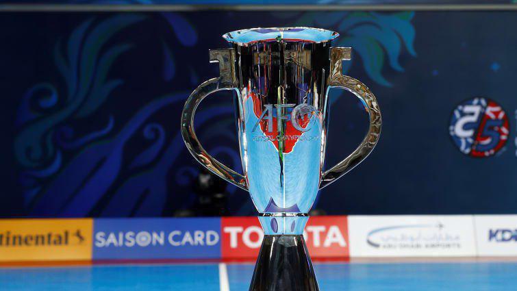 سیدبندی ۱۶ تیم حاضر در جام ملتهای فوتسال آسیا ۲۰۲۰
