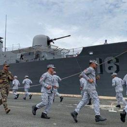 رزمایش آمریکا و ۴۹ کشور دیگر در خلیج فارس و دریای عمان
