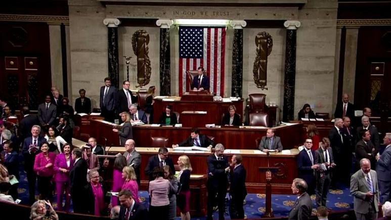 مجلس نمایندگان آمریکا «نسلکشی ارامنه» را به رسمیت شناخت