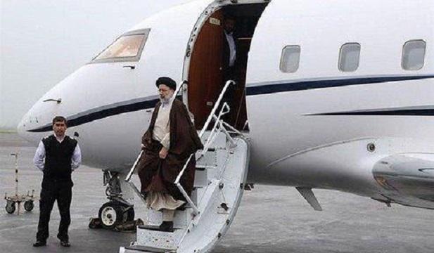 رئیس قوه قضائیه وارد تبریز شد.