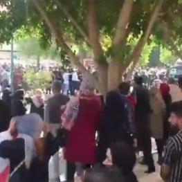 خبرگزاری مهر: تجمعهای مردمی در برخی خیابان های البرز
